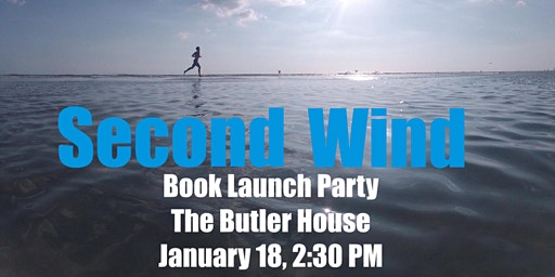 Second Wind Book Launch Party
