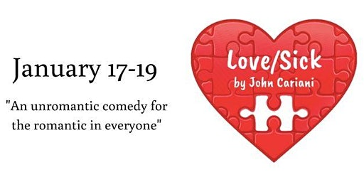 "St. Louis Park High School Presents ""Love/Sick"" - NO FRIDAY PERFORMANCE"