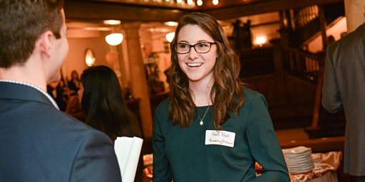 Student Networking Job Event  at 23rd Annual Real Estate Forum