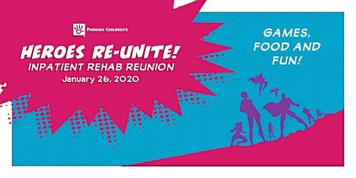 Phoenix Children's Inpatient Rehab Reunion 2020