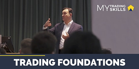 Trading Foundations: Full Day Course & 100 Day First-steps Package tickets