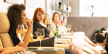 Wine Tasting + Pedi Pop Up! tickets