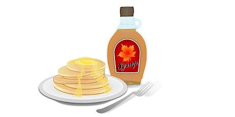 Montour Preserve maple sugaring pancake breakfast tickets
