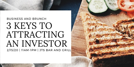 3 Keys to Attract an Investor with Jim Franklin tickets