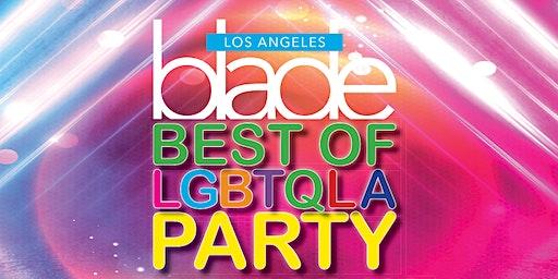 2020 LA Blade Best of LGBTQ LA Awards Party presented by Ariadne Getty Foundation