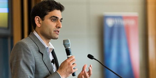 Ommeed Sathe, VP of Impact Investments at Prudential Financial