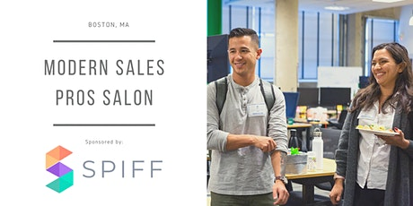Modern Sales Pros - Boston - Creating a High-Performance Sales Culture tickets