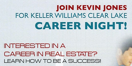 November Career Night with Kevin Jones and Austin Jackson tickets