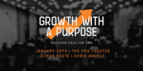 Growth With a Purpose tickets