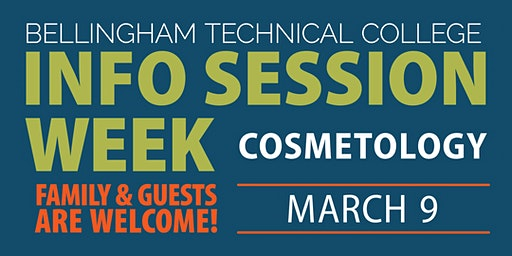 BTC Info Session Week: Cosmetology