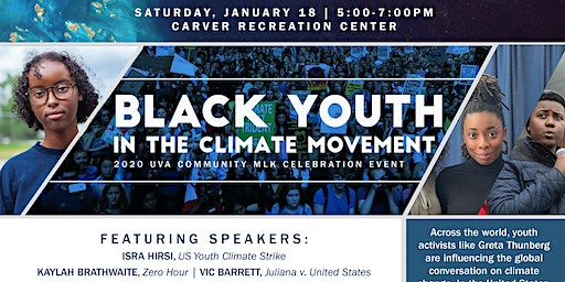 Black Youth in the Climate Movement
