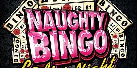 NAUGHTY BINGO tickets