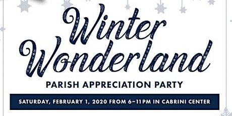 Volunteer Appreciation Party tickets