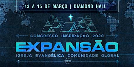 CONGRESSO INSPIRAÇÃO 2020 ingressos