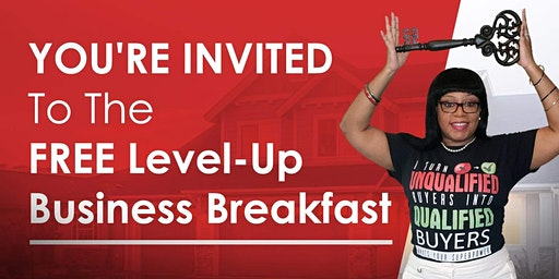 Level-Up Business Breakfast