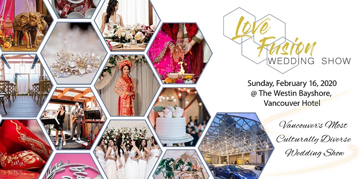 Love Fusion Wedding Show presented by The Westin Bayshore, Vancouver image