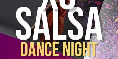 Friday Salsa Party tickets