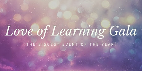 2020 Love of Learning Gala tickets