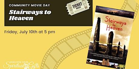 Community Movie Night: Stairways to Heaven tickets