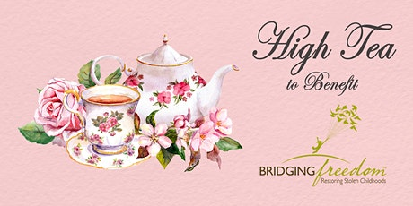 High Tea in Honor of Human Trafficking Awareness Month tickets