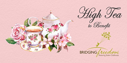 High Tea in Honor of Human Trafficking Awareness Month