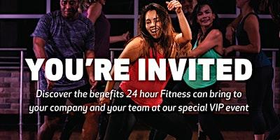 24 Hour Fitness Schaumburg Super Sport VIP Night