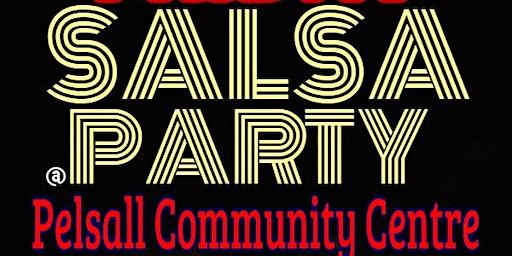 Thank God it's Friday Salsa & Kizomba Party (Walsall)