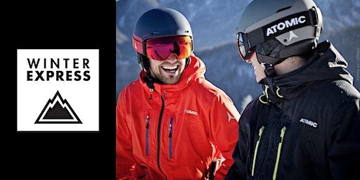Paragon Sports Winter Express Ski Trip - Hunter Mountain, Monday 1/20/2020