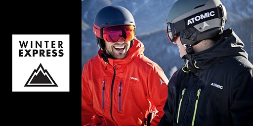 Paragon Sports Winter Express Ski Trip - Hunter Mountain, Saturday 2/8/2020