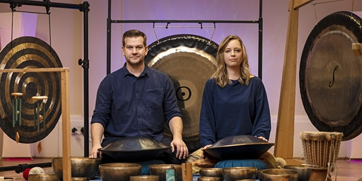 Deep Gong Immersion-3h session in Athlone