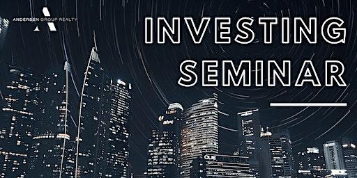 Investing Seminar - Build Your Real Estate Investment Portfolio!