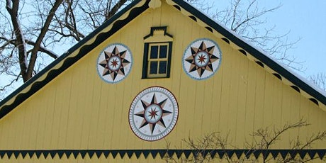 Family Workshop: Create Your Own Barn Hex Sign tickets