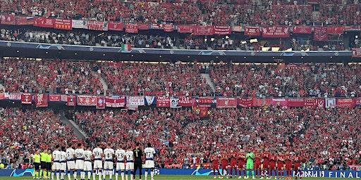 Atletico Madrid v Liverpool   |  K/O 20:00  |  No U18s