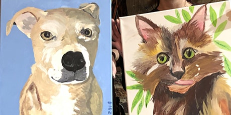Paint Your Pet! February 2 tickets