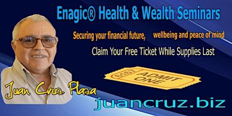Kangen Water London Demonstration & Enagic Global Business Opportunity tickets