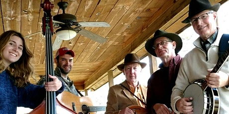 Bluegrass at the Winyah:  Palmetto Blue tickets