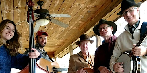 Bluegrass at the Winyah:  Palmetto Blue