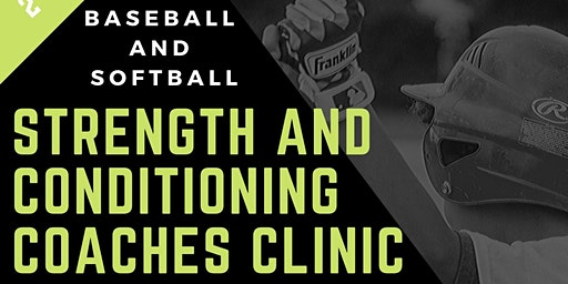 2020 Strength and Conditioning Coaches Clinic