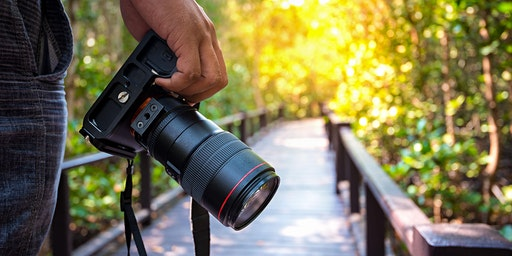Practice Your Photography Hike in the Presidio