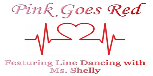Pink Goes Red Impact Day - Line Dancing