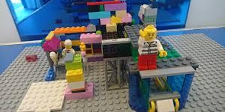 Using LEGO(R) to increase emotional resilience in children with SEND tickets