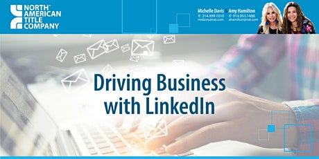 Driving Business on LinkedIn tickets