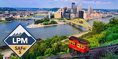 SAFe 5.0 Lean Portfolio Management - Chicago - May 2020 tickets