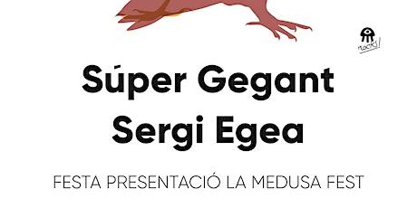 Festa Presentació Medusa Fest tickets