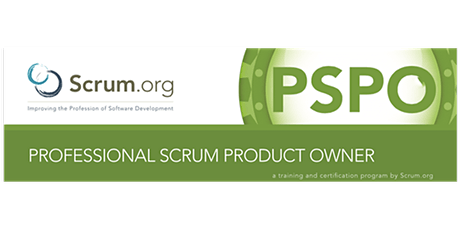 BAgile presents scrum.org Professional Scrum Product Owner ™ tickets