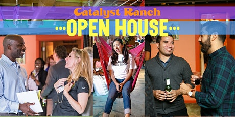 Free, monthly OPEN HOUSE: Experience Catalyst Ranch tickets