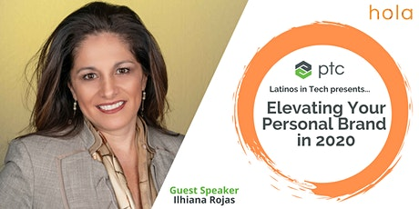 Latinos in Tech: Elevating Your Personal Brand in 2020 tickets