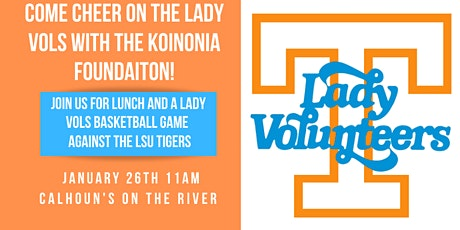 Lady Vols Basketball Game tickets