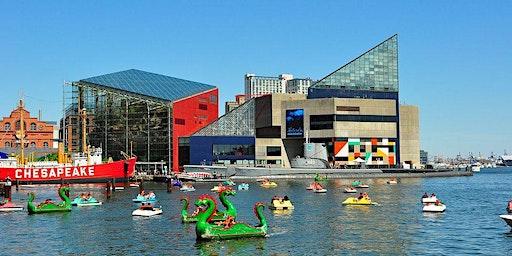 Baltimore National Aquarium - Bus Trip - Summer Break 2020