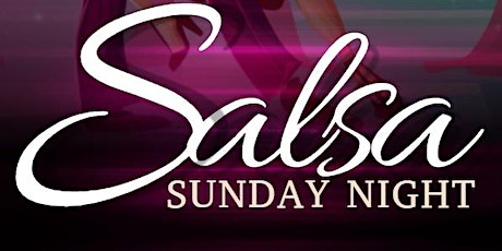 Sunday Salsa Nights tickets